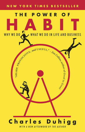 'The Power of Habit' by Charles Duhigg