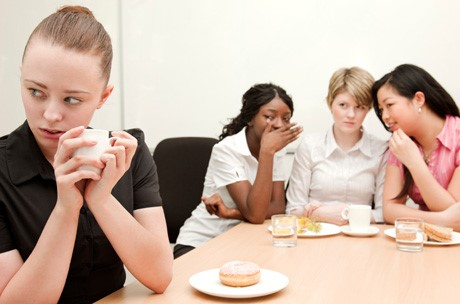 Harassment at work should be treated very seriously