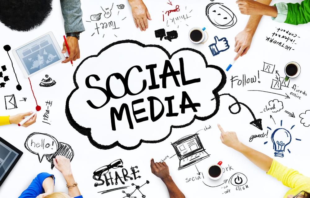Check Out Social Media