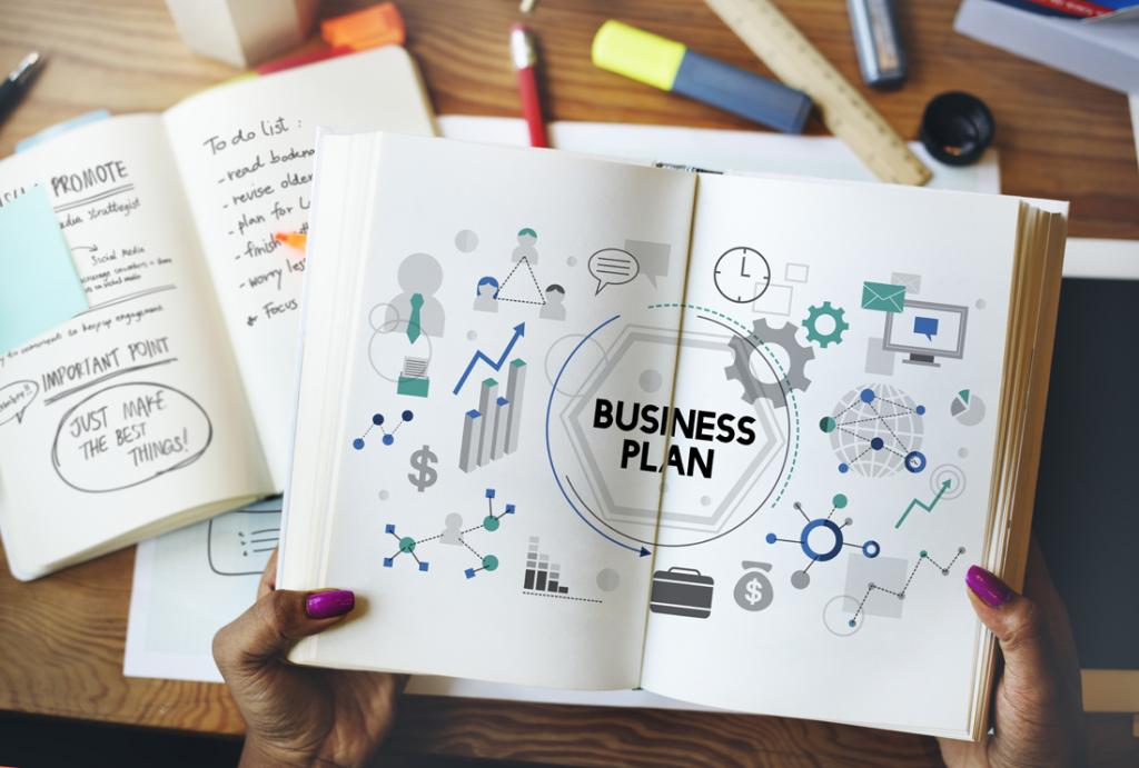 Develop a Business Plan
