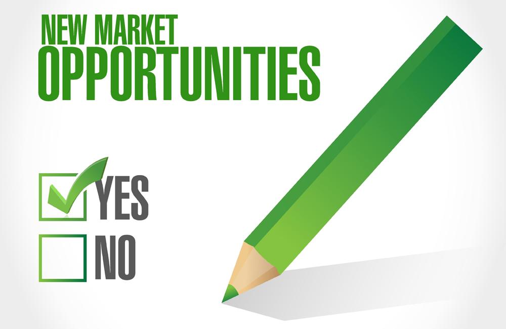 New market opportunities