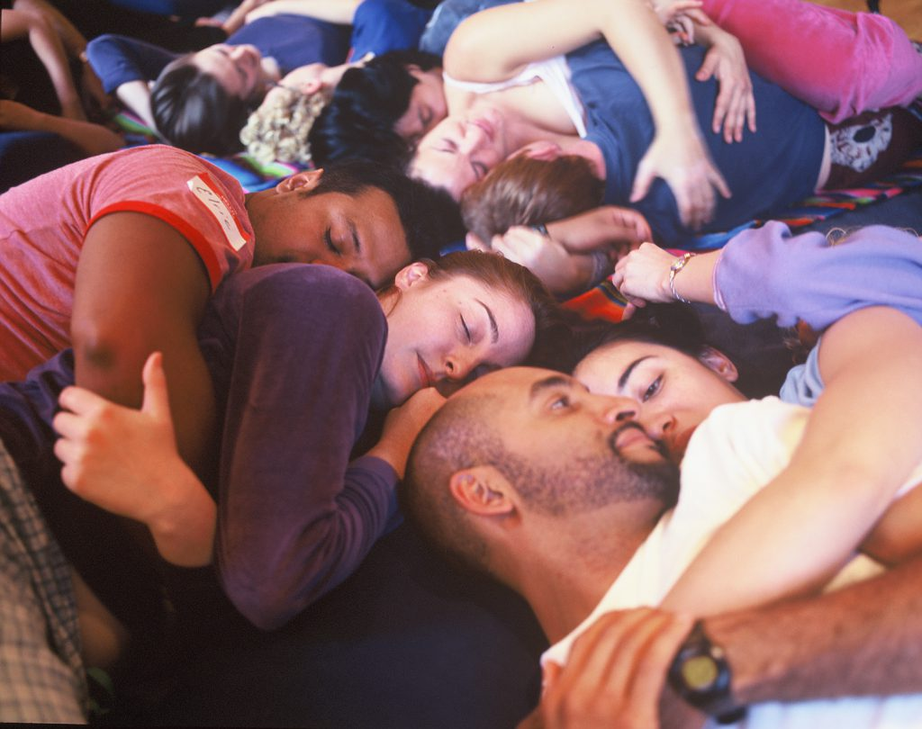 Cuddle Parties offer a safe, consensual way to enjoy being tactile with other people