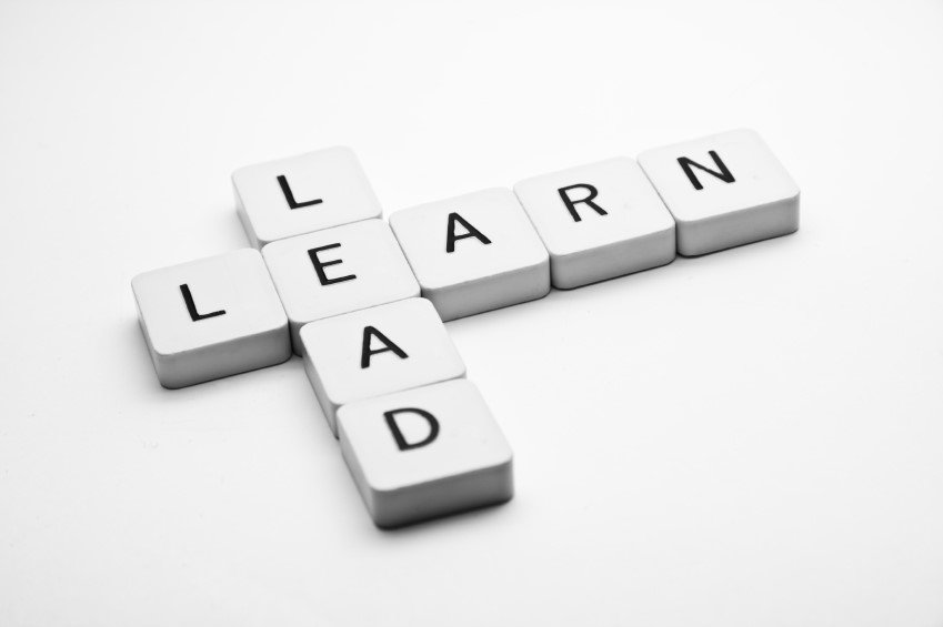 Lead and learn with the right training