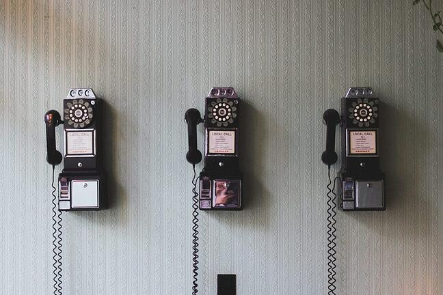 The birth of new telephone technology