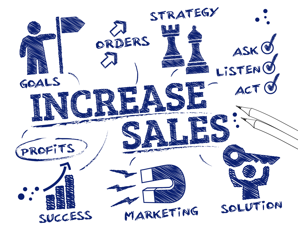 Are your sales lower than expected?