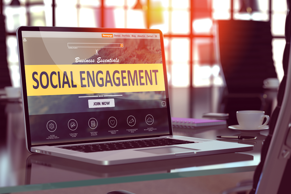 The Real Gold Is In Social Media Engagement!