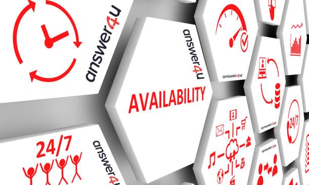 Flexibility and Availability