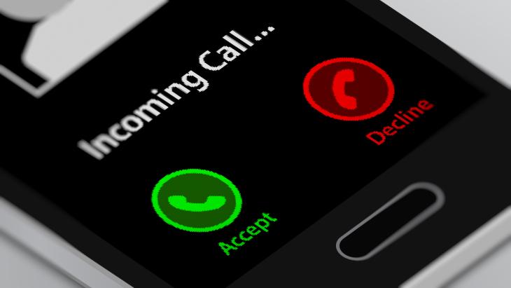 Divert all incoming calls