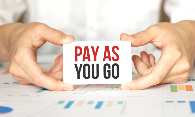 Pay As You Go Call Handling