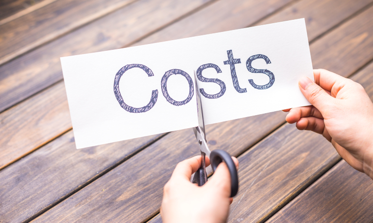 Save money by reducing costs