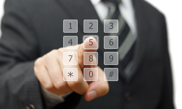 Can I retain my existing telephone number or even source a new number myself?