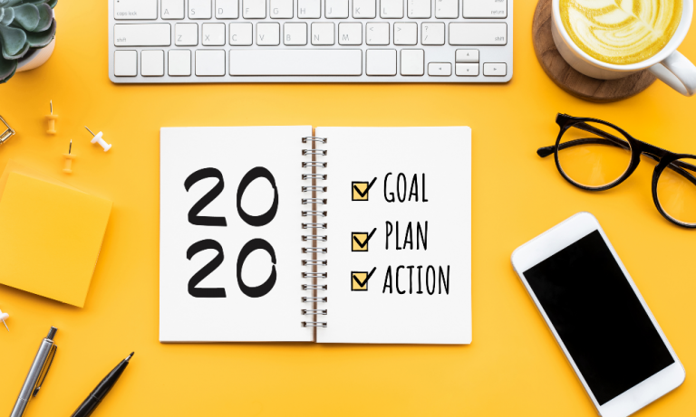 3 Business New Year's Resolutions for 2020