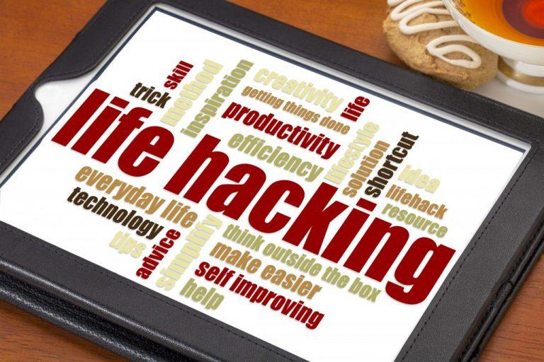 3 Vital Life Hacks to Becoming More Productive