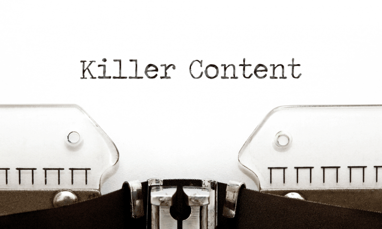 Creating Killer Content to Drive New Leads to Your Site