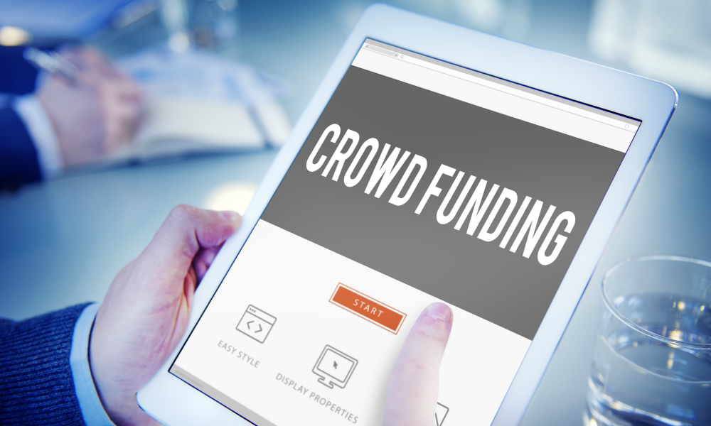 Crowd Funding as an alternative to bank lending