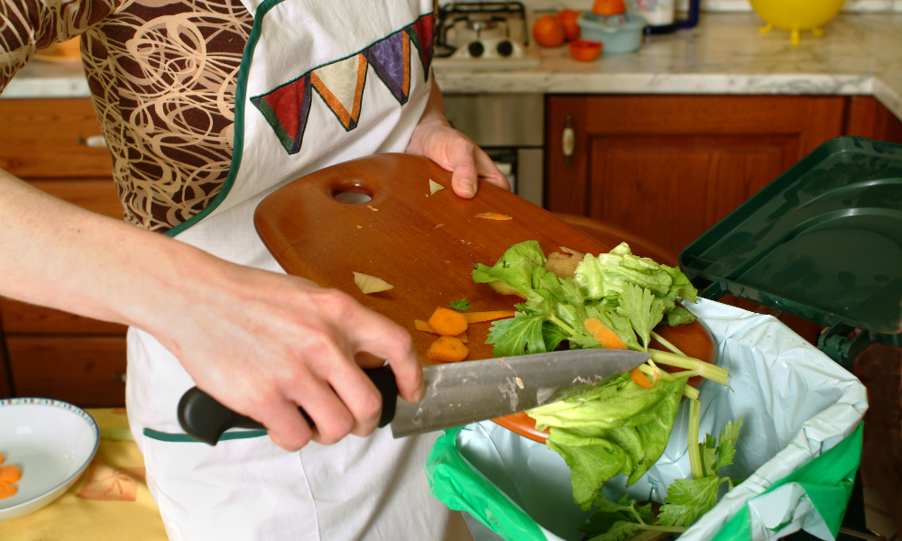 Investigating Food Waste