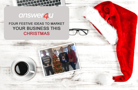 Market your business this Christmas