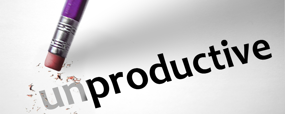 Time Spent Versus Productivity