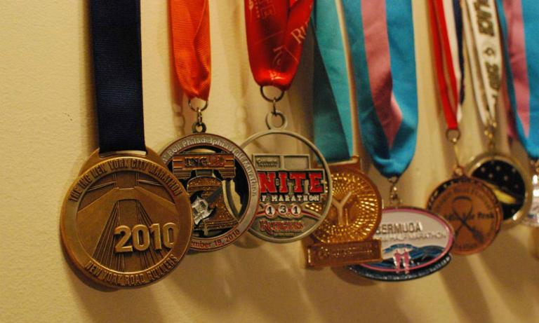 Is Running a Business like Running a Marathon?